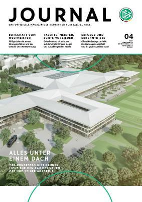 Foto zur Meldung: DFB-Journal 04/ 2017 ist erschienen