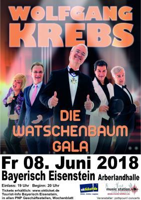 """Wolfgang Krebs """"Die Watschnbaum-Gala"""""""