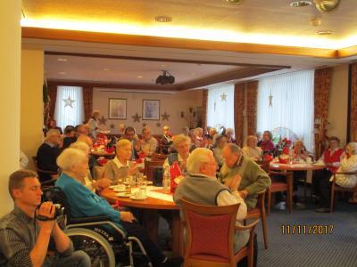 Seniorenenweihnacht Zorge