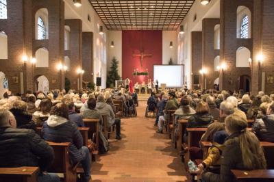Vorschaubild zur Meldung: Weihnachtsgottesdienst 2017