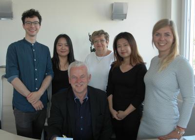 Vorschaubild zur Meldung: Studenten auch 2017 wieder begeistert von Schwedt!