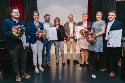 Foto zur Meldung: Der LUXX- Award geht in die Uckermark