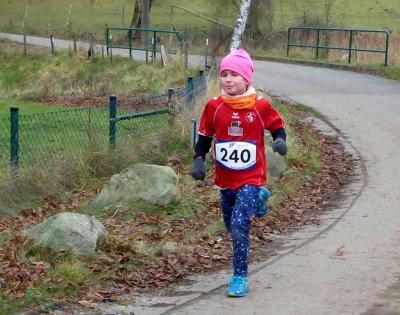 Foto zur Meldung: Silvesterlauf in Witzin
