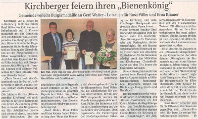 Auszug Der Bayerwald Bote 04.01.2018