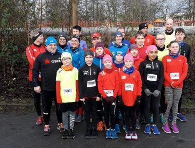 Foto zu Meldung: Neujahrslauf läutet die Laufsaison ein