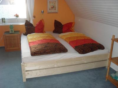 Foto zur Meldung: Schlafcouch ade, Doppelbett ole