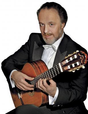 Vorschaubild zur Meldung: Roberto Legnani - Virtuose Gitarrenmusik am 13.3.2018