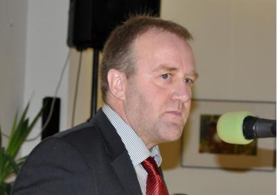 Markus Lau - Grußworte des Bürgermeisters unserer Gemeinde Groß Laasch
