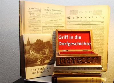 Foto zu Meldung: Schmalensee früher – Geflügelzüchter Hermann Cornehls