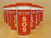 Vorschaubild zur Meldung: SOS Dosen / Spende über 400 Euro vom Lions Förderverein Schwalmstadt e.V.