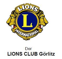 Logo - Lions Club Görlitz