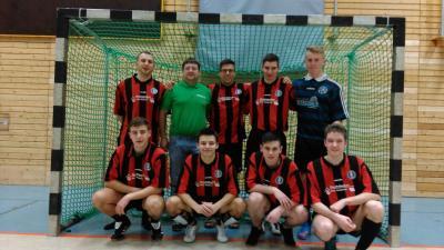 Foto zur Meldung: Futsal- Hallenkreismeisterschaft der Herren