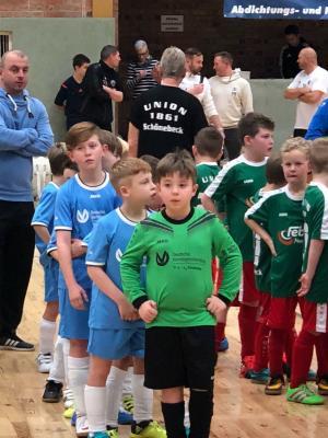 Foto zur Meldung: F-Jugend Turnier