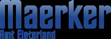 Foto zur Meldung: MAERKER nun auch für das Amt Elsterland