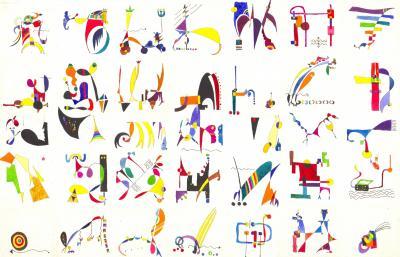Vorschaubild zur Meldung: Hieroglyphentexte