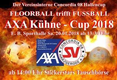 Foto zur Meldung: AXA Kühne - Cup 2018