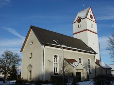Petruskirche Beimerstetten