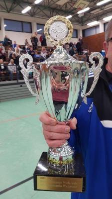 Foto zur Meldung: I. Herren - Cup-König Germania Walsrode regiert in Bayern-Manier