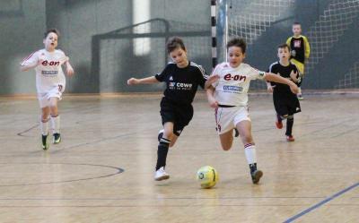 Foto zur Meldung: E-Jugend für Zwischenrunde qualifiziert