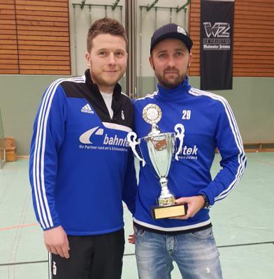 Foto zur Meldung: I./ II.Herren - Nachlese WZ-Wintercup