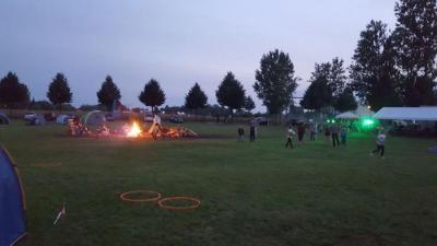 Vorschaubild zur Meldung: Kindercamping in Lindenberg