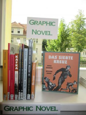 Foto zur Meldung: Neu im Bestand: Graphic Novel