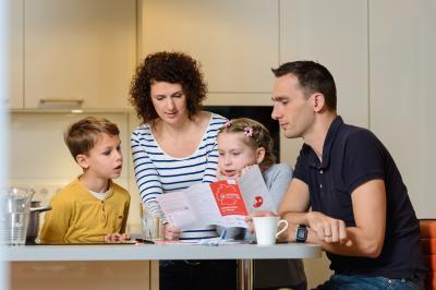 Foto zur Meldung: Neuer Heizspiegel für Deutschland: Deutlich geringere Heizkosten in energetisch besseren Häusern