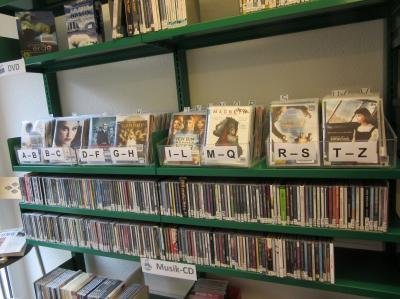 Foto zur Meldung: NEU: Neue Hüllen für DVDs