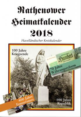 Vorschaubild zur Meldung: Rathenower Heimatkalender