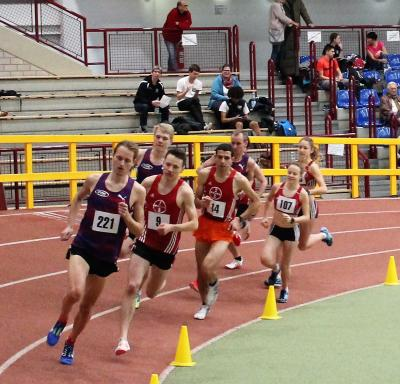 Foto zur Meldung: LAZ-Athleten holen sechs Titel bei Regional-Hallenmeisterschaften