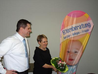 Foto zur Meldung: 10 Jahre Elternberatung in Nauheim