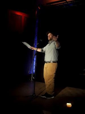 Paul Weigl - Autor, Kabarettist, Komiker & Poetry Slammer bei der OBK
