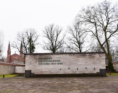 Gedenkstätte Pötzensee