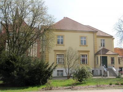 Perleberger Logenhaus, seit 1997 Heimat des Freizeitzentrums EFFI | Foto: Dr. Wolfram Hennies
