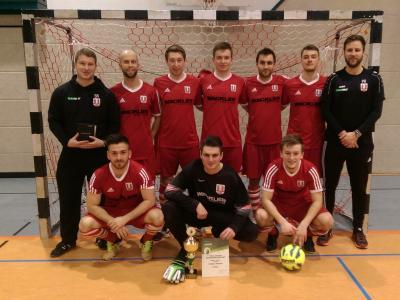 Foto zur Meldung: Testspiel SG Motor Wilsdruff – SG Dresden Striesen 2:2 (1:1), Regionalmeisterschaften Futsal