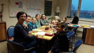 Foto zur Meldung: Aktive KlassensprecherInnen in unserer Schule