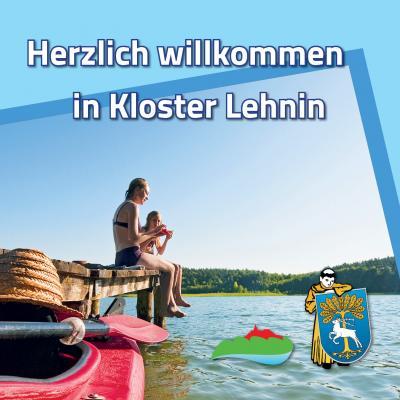 Foto zur Meldung: Neue Tourismusbroschüre Kloster Lehnin