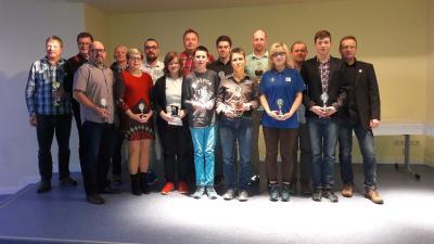 Foto zur Meldung: Sportclub Laage bat zum 10.Jahresempfang