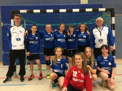 Foto zur Meldung: D1-Jugend mit zwei überzeugenden Auftritten gegen Belzig und Ahrensdorf-Schenkenhorst