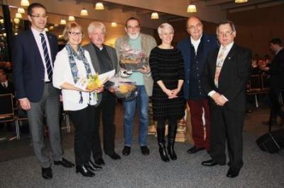 Vorschaubild zur Meldung: Verleihung von Landesehrenbriefen anlässlich des Neujahrsempfanges