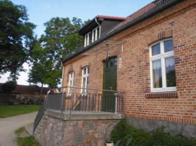 Foto zur Meldung: LEADER: Eröffnung Dorfgemeinschaftshaus Hohenstein