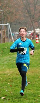 Foto zur Meldung: Luca Müller holt zweiten Platz in Porz