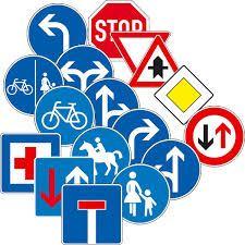 Verkehrsschilder