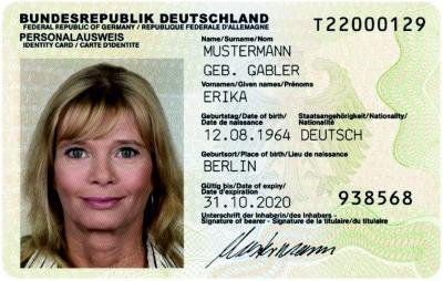 Vorschaubild zur Meldung: Sind Ihre Ausweispapiere noch gültig?
