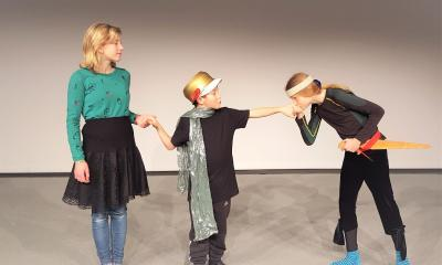 Foto zur Meldung: Probenbeginn für 19. Kalimandscharo-Festspiele Zielitz – Sommertheater auf dem Salzberg