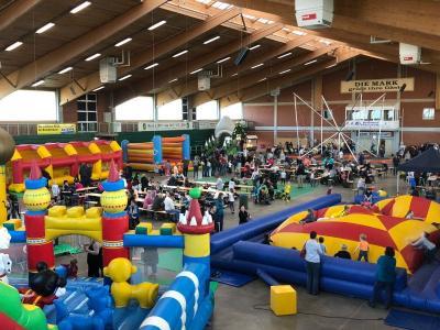 Family Fun Days - Winterferien-Familien-Spaß in der Brandenburghalle und Halle Paaren