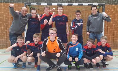 Vorschaubild zur Meldung: Berlin, Berlin: Die Handballer fahren wieder zum Bundesfinale nach Berlin