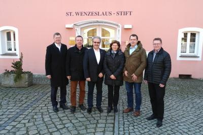 Foto zur Meldung: Presseinformation der Landräte und des Oberbürgermeisters der Wirtschaftsregion Lausitz