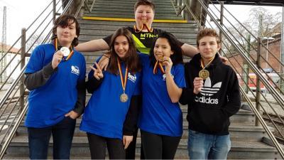 Vorschaubild zur Meldung: Gute Platzierungen der Realschule plus bei Pfälzischen Schulschachmeisterschaften