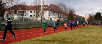 Foto zur Meldung: 4. Paarlauf PLS 2017/18